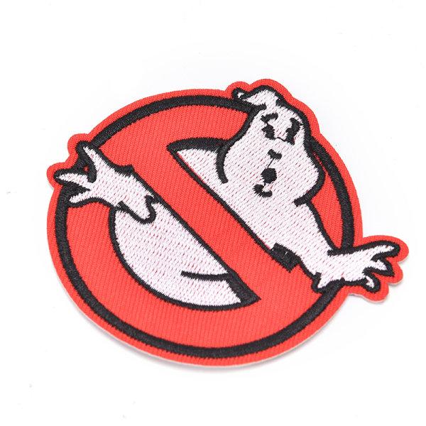 ghostbusters filmer inga spöken logotyp broderat järn / sy på patc