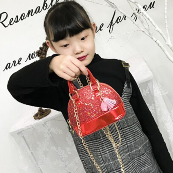 Girls Kid's Flower Fashion Baby Little Cute Mini Crossbody Bag