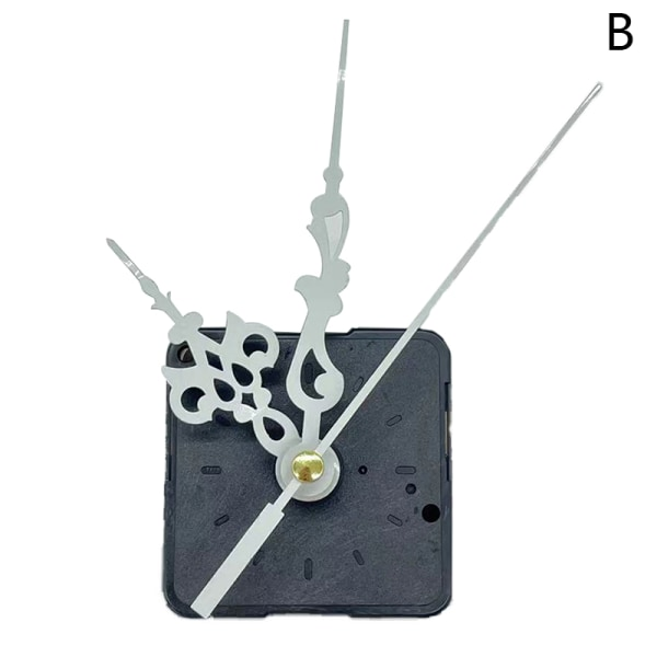 hängande diy kvarts klocka väggklocka rörelse kvarts reparation klocka B