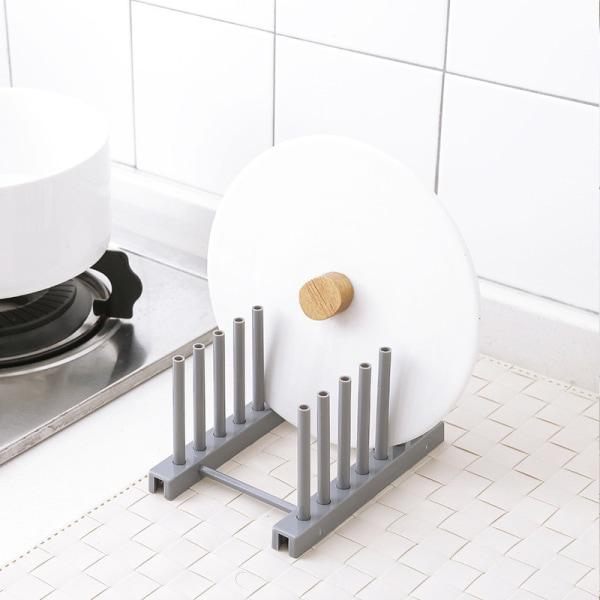 Högkvalitativ diskbänkskålsplåt Rack Pot Lock Lock