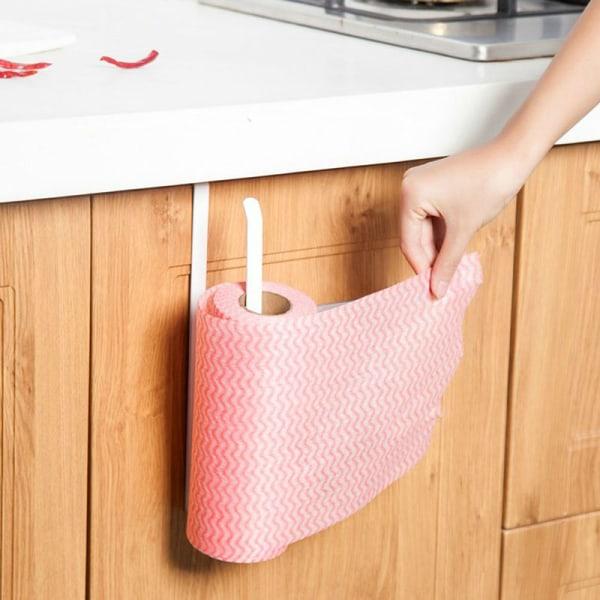 Köksservettpapper Plastmottagningshållare utan borr