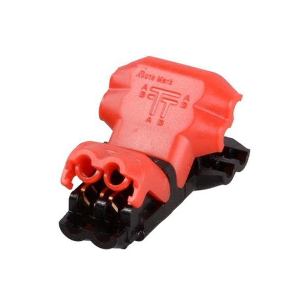 ledad kabel kabel elektrisk crimp terminal snabb splice tråd A4
