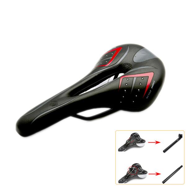 mountain mtb gel extra komfort sadel cykel cykel cykelstol