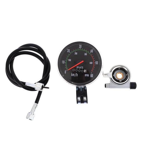 Multifunktionell vägmätare Mekanisk hastighetsmätare för 26/27.