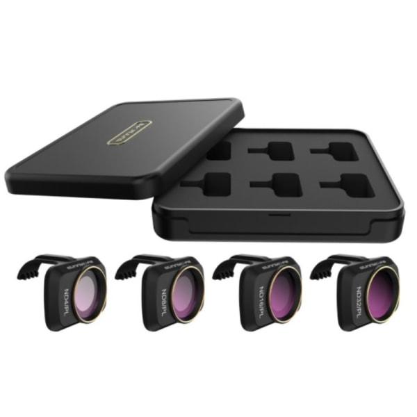 Bärbara Mini 2-filter UV ND CPL Set kameralinsfilter Mini