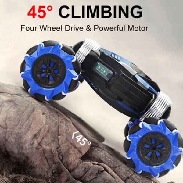 Fjärrkontroll Stunt Car Gesture Induction Twisting Off-Road Ca