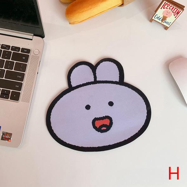 söt björn musmatta skrivbord stora mattor pad vattentätt kontor c H