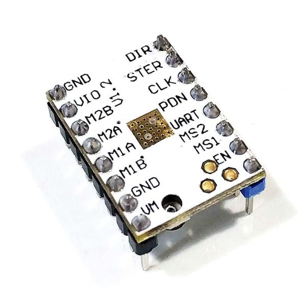 TMC2208 V1.2 Stegmotordrivrutin kylfläns för 3D-skrivarkontro