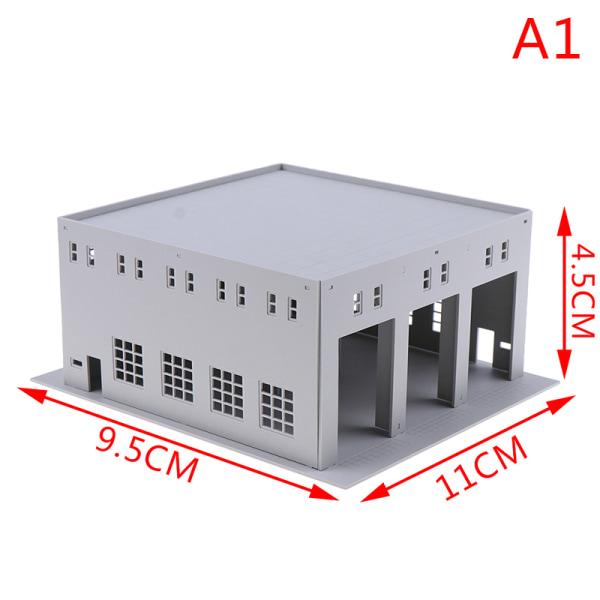 Tågmodeller Järnvägslayout Modell Tågmotorhus HO Skala 1