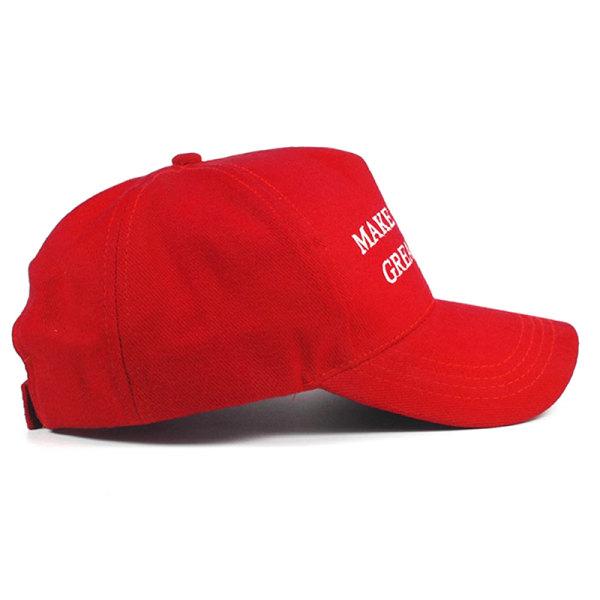 Trump American Presidential Make America Great Again Hat Embroi