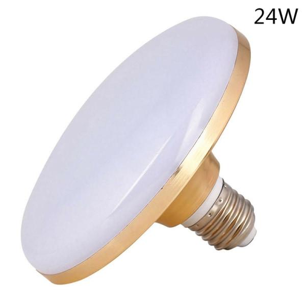 UFO LED-lampor Globe Spotlights Garage 12W 18W 24W 36W 50W Vit