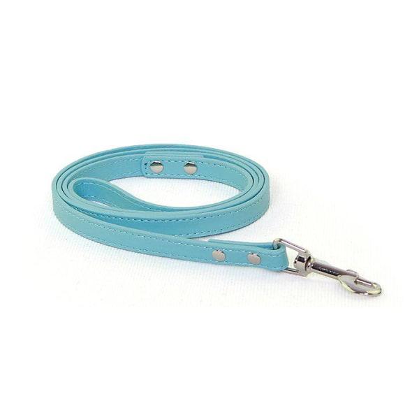 Hundkoppel i 3 färger Blue 2.0 cm x 120 cm Blå