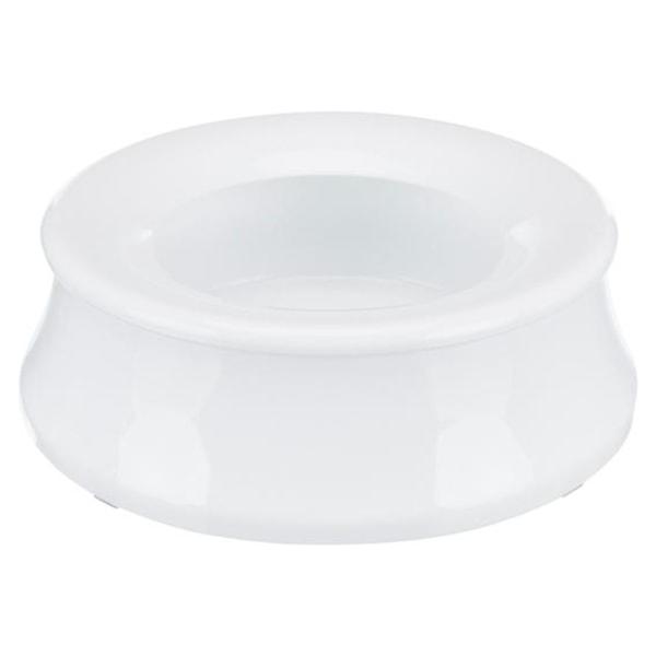 Hundmatskål Non-Spill Swobby 1,7 l/ø 24 cm Vit one size