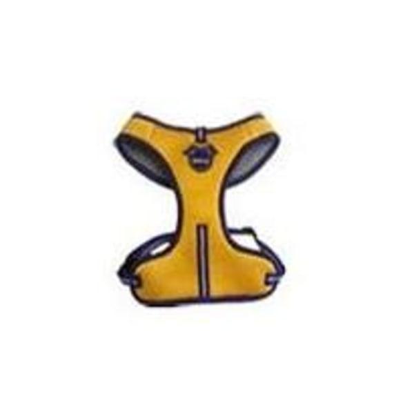 Hundsele Soft Harness Gul Yellow M