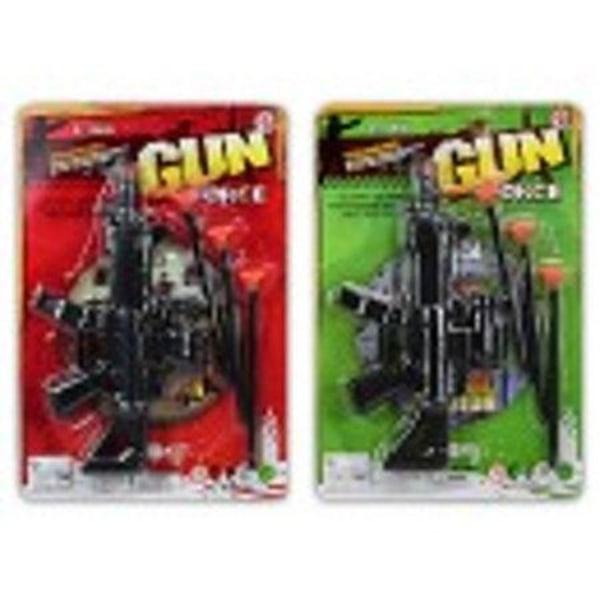Mini automatvapen multifärg one size