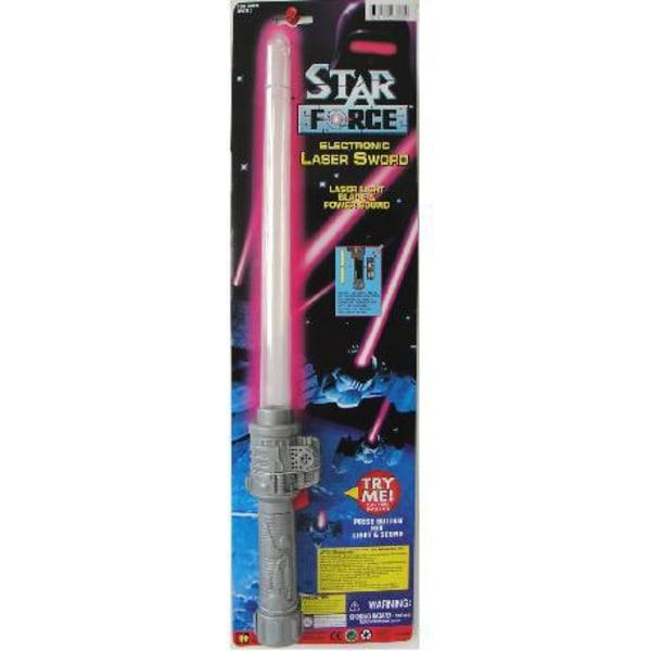 Star Force ljud och ljusstav 48 cm multifärg one size