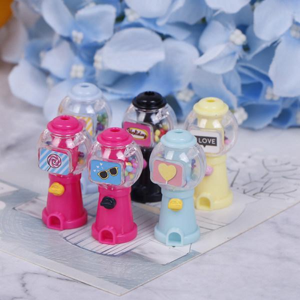 1:12 Dollhouse Miniature Candy Machine Egg Twisting Machine Dol