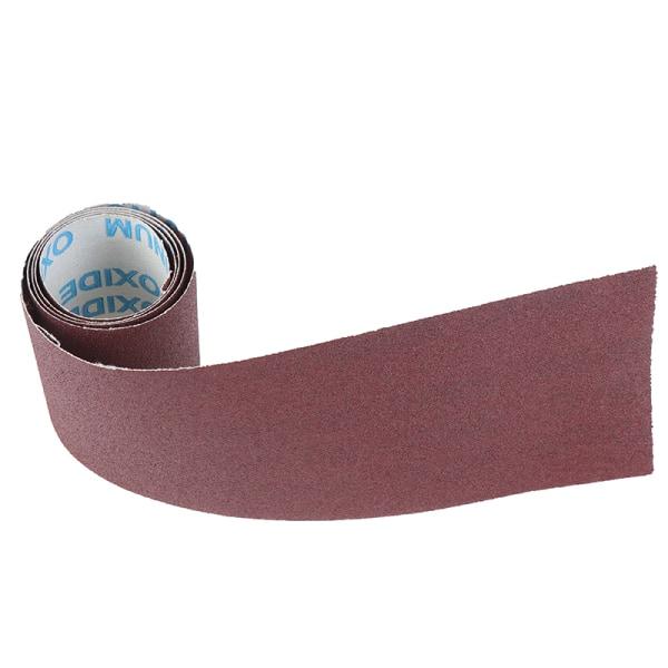 1Meter 80-240Grit Cloth Roll Polering Sandpapper för slipning M