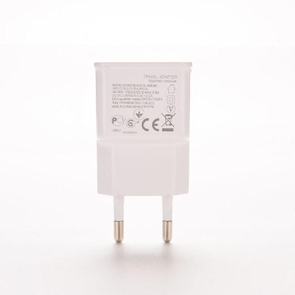 3-portar EU-kontakt USB-väggreseladdare för iPhone S