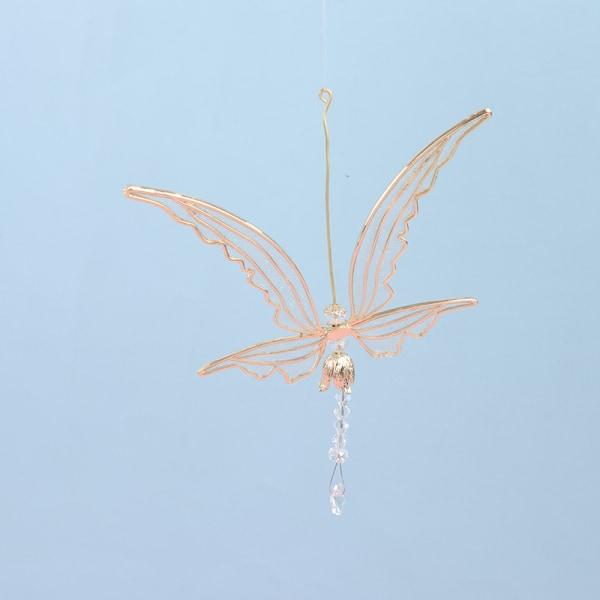 bil vindruta hänge ängel fjäril vingar flygande fågel hänge