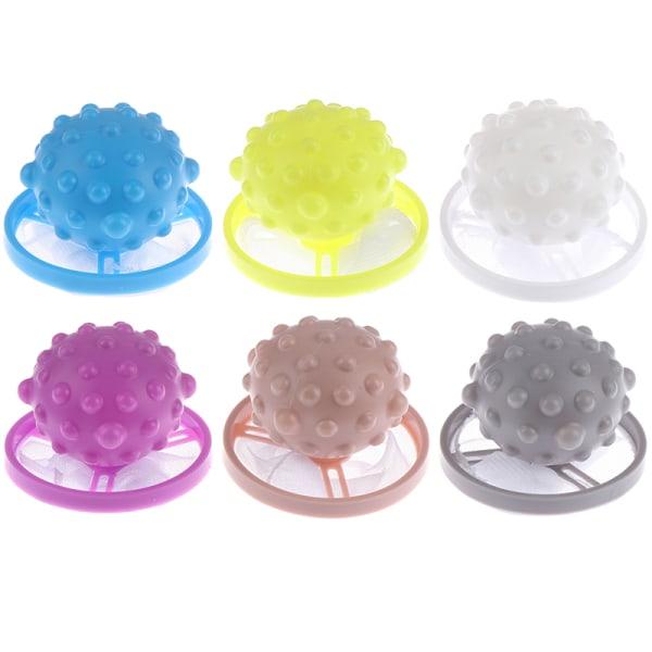Filterpåsar Nät Plommonformad tvättmaskin Tvätt Flytande Li