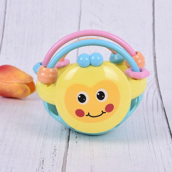 Härlig baby intelligens förmåga bad leksaker skaller roligt lilla L.