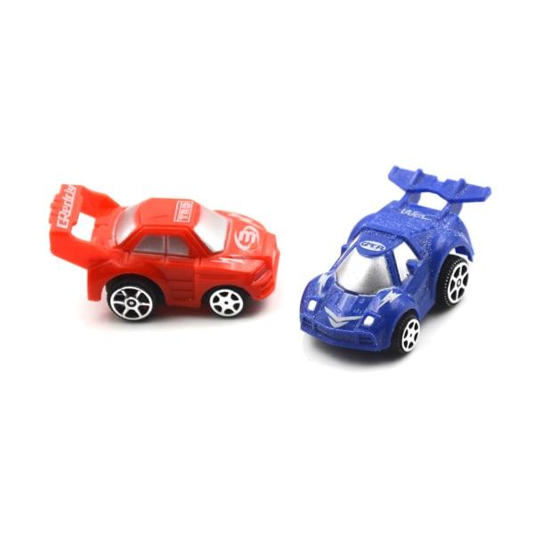 Dra tillbaka billeksaker Barn Racingbil Baby Mini Model Car Kids