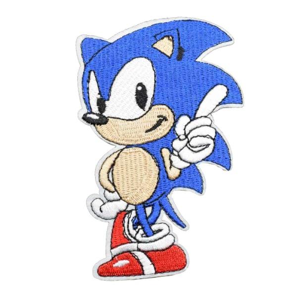 Tygmärke Sonic The Hedgehog