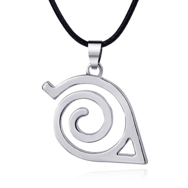 Naruto Hidden Leaf Village Symbol Halsband