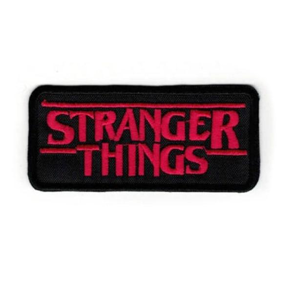 Tygmärke Stranger Things