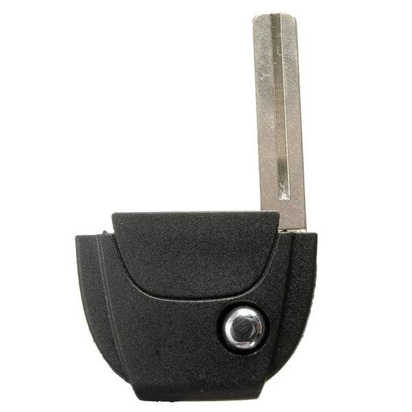 Fjärrfodral Flip Key Head-del med oklippt blad för VOLVO S60 S