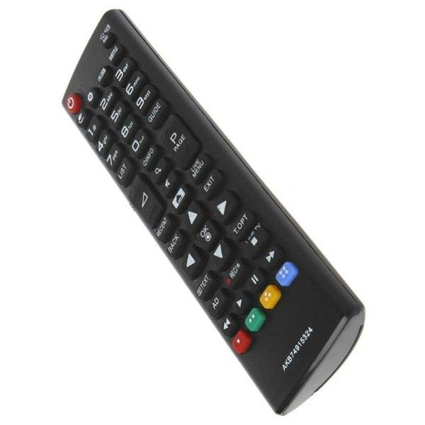 Smart TV-fjärrkontrollersättning AKB74915324 för LG LED LCD