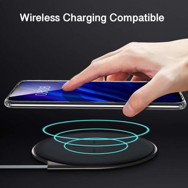 Huawei P30 - Slimmat genomskinligt skal transparent