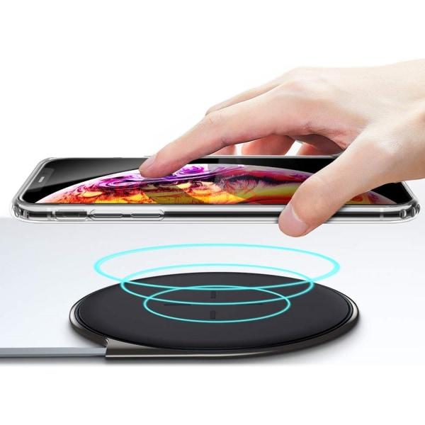 iPhone 7/8 - Slimmat genomskinligt skal transparent