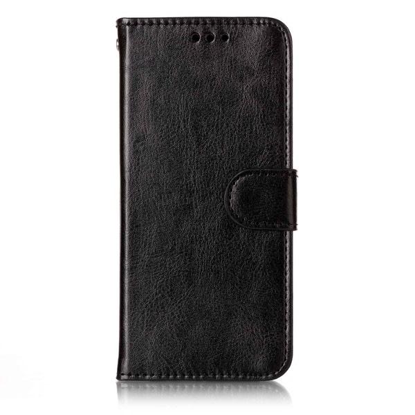 GadgetMe Plånboksfodral Oneplus 5T svart