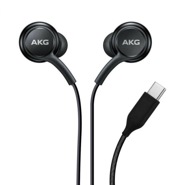 "Samsung USB-C Hörlurar (Tuned By AKG) - Svart ""BULK"""