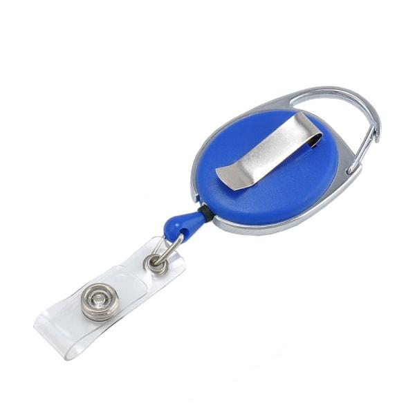Snor - forlængelig kortholder - Blå - Adgangskort Blue
