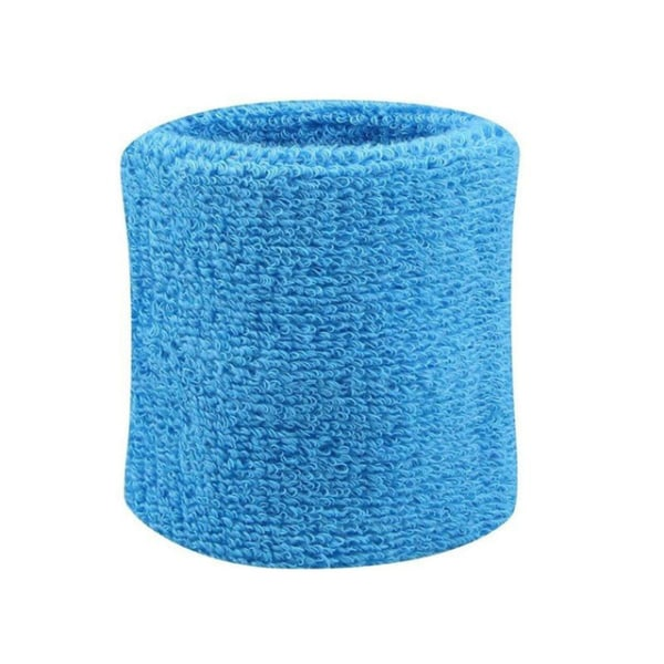 Hikinauha - Nilkkahihna - Lyhyt [8cm] - Kaksinkertainen pakkaus - Turkoosi Turquoise