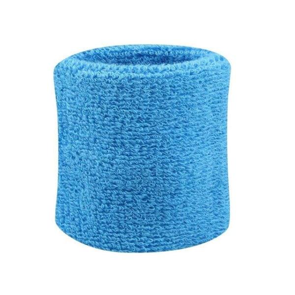 Svedbånd - Ankelrem - Kort [8cm] - Dobbeltpakke - Turkis Turquoise