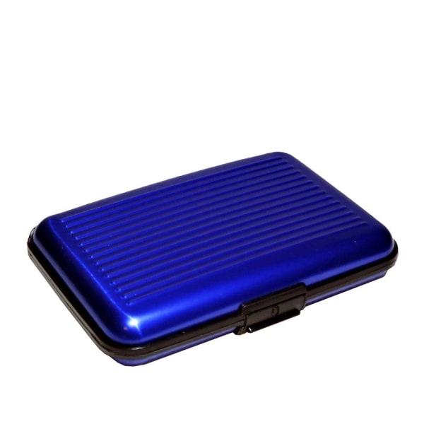 Korttikotelo Matkalaukku - Sininen resori - Lompakko Blue