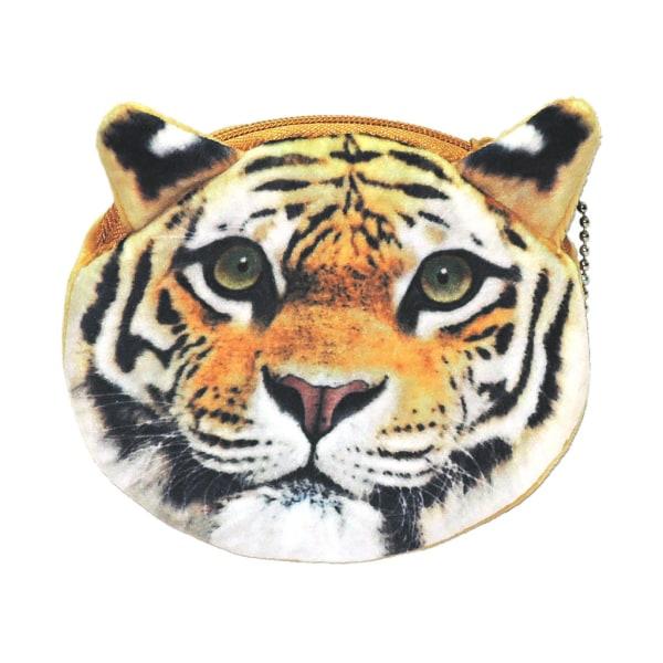 Tiger - Børs - Kat - Pung - Minipose [A14] MultiColor one size