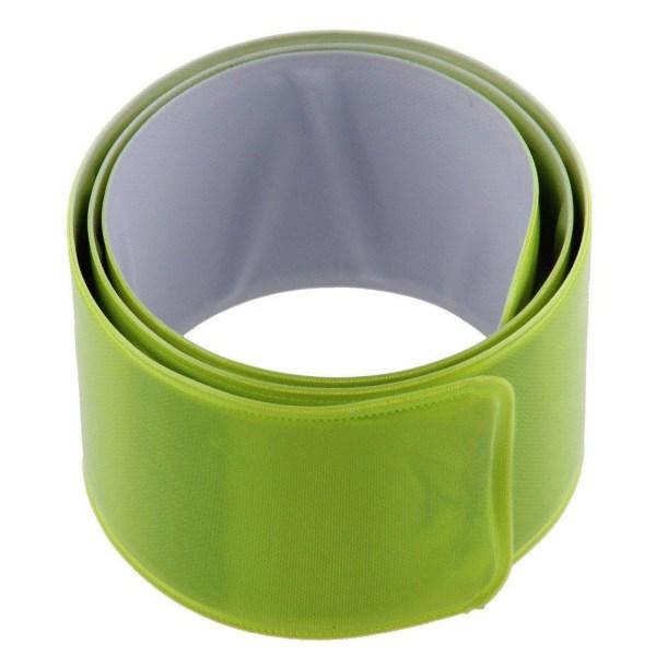 Reflekterende tape - rund [30cm] - gul Yellow