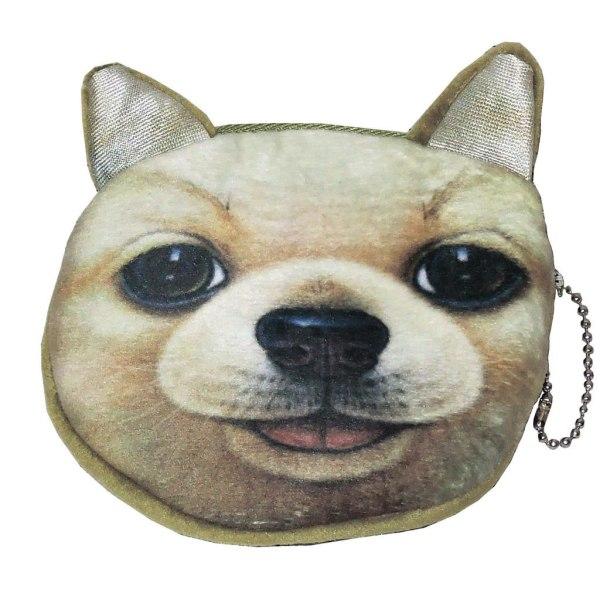 Pieni kukkaro - Koira - Lompakko - Minipussi [H6]
