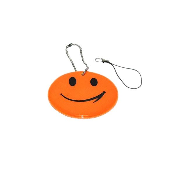 Refleks - Smiley - Orange Orange Orange