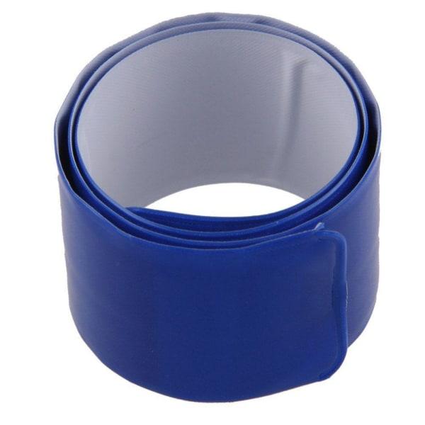 Reflekterende tape - rund [30cm] Blue