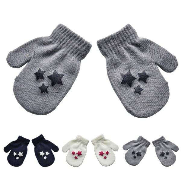Tumvante med stjärnor för baby / småbarn - Mörkblå Mörkblå one size
