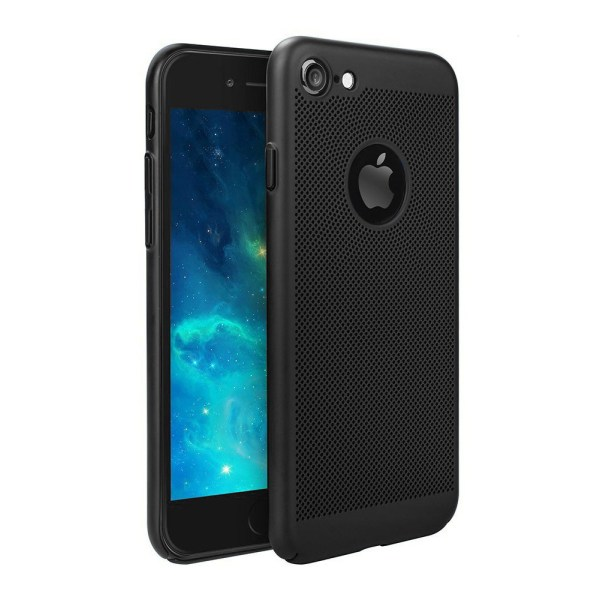 Slimmat mattsvart skal till iPhone 8! Svart