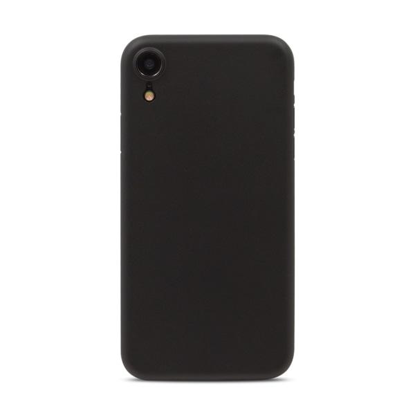 Mattsvart skal till iPhone XR! Slim Case designs Svart