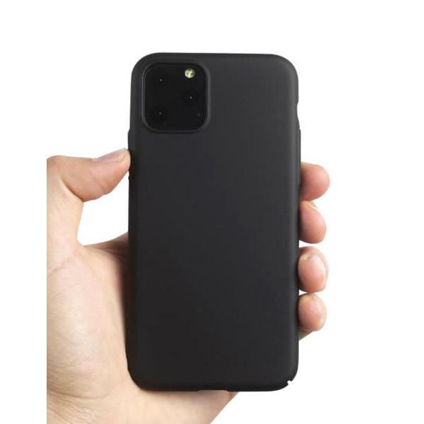 iPhone 11 Pro Max | Mattsvart Skal Svart