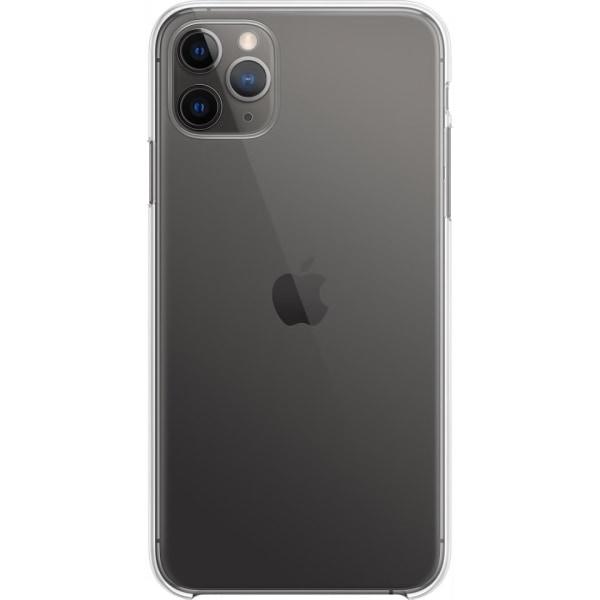iPhone 11 Pro Max | Hårt Genomskinligt Skal Transparent